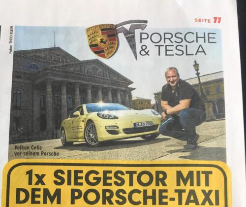 Taxi Siegestor